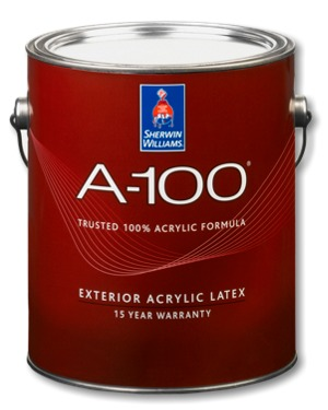 Great A 100 Exterior Acrylic Latex Paint Part 9