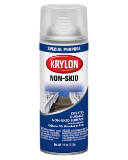 Krylon Non Skid Clear Performance Coating